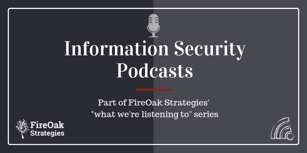 Information Security Podcasts