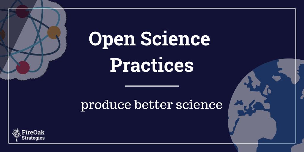 open science practices