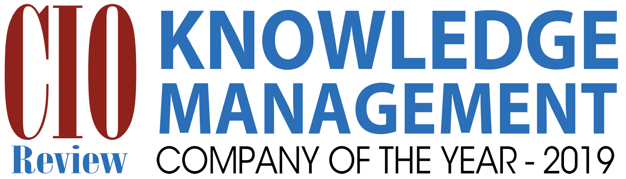 CIOReview Company of the Year 2019